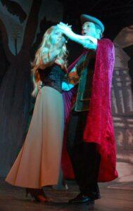 Costume d'Aurore et du Prince 20 €