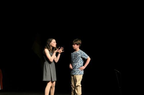 Théâtre adolescents